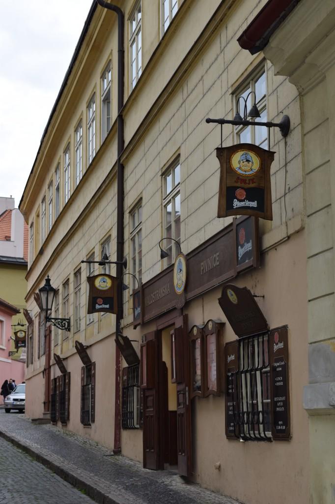 Zdjęcia: Praga, Praga, Ulice Pragi, CZECHY