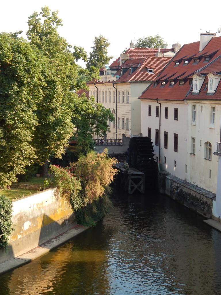 Zdjęcia: Praga, Kraj środkowoczeski, Kampa i Czarci Potok, CZECHY