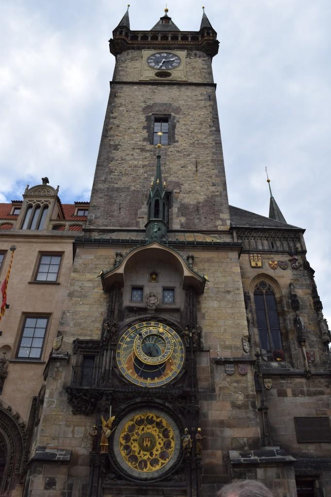 Zdjęcia: Praga, Praga, Zegar Orloj, CZECHY