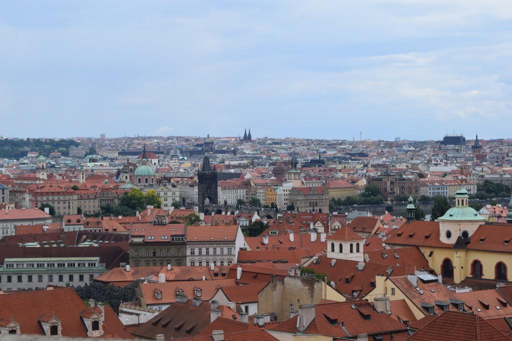 Zdjęcia: Praga, Praga, Ukryty most Karola, CZECHY
