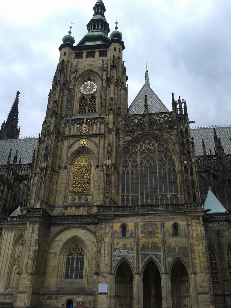 Zdjęcia: Praga, Praga, Katedra św Wita, CZECHY