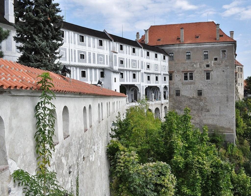 Zdjęcia: Krumlov, Czechy, Krumlov, zamek, CZECHY