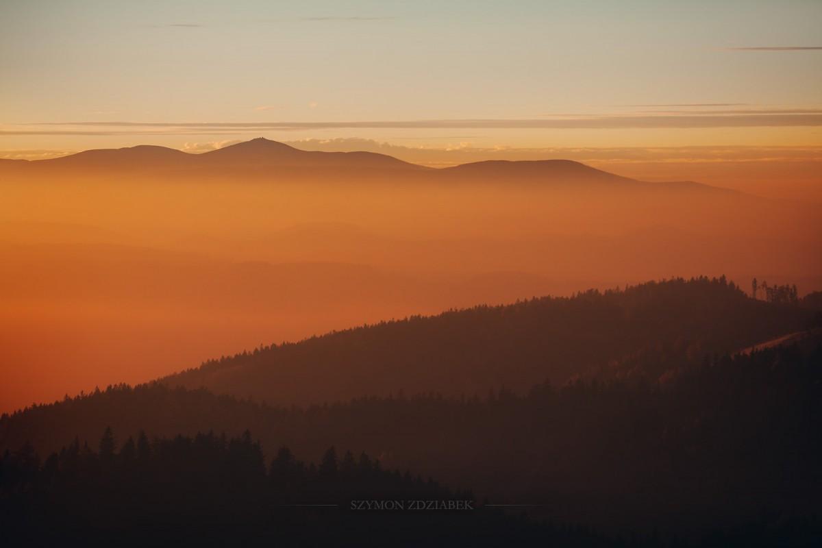 Zdjęcia: Ruprechticky Spicak, Góry Kamienne, Karkonosze, CZECHY