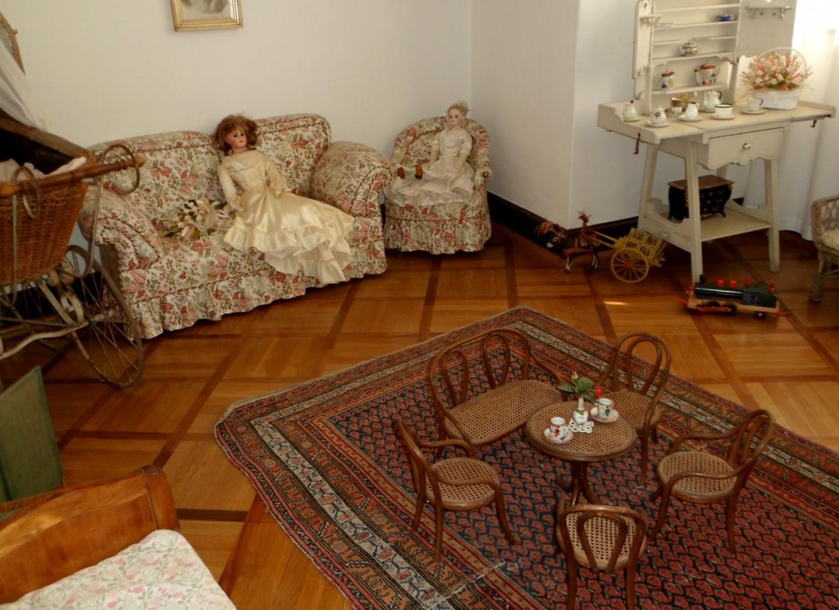 Zdjęcia: Nachod, Kraj Hradecki, Ekspozycja, pokój zabaw, dziecięcy, CZECHY