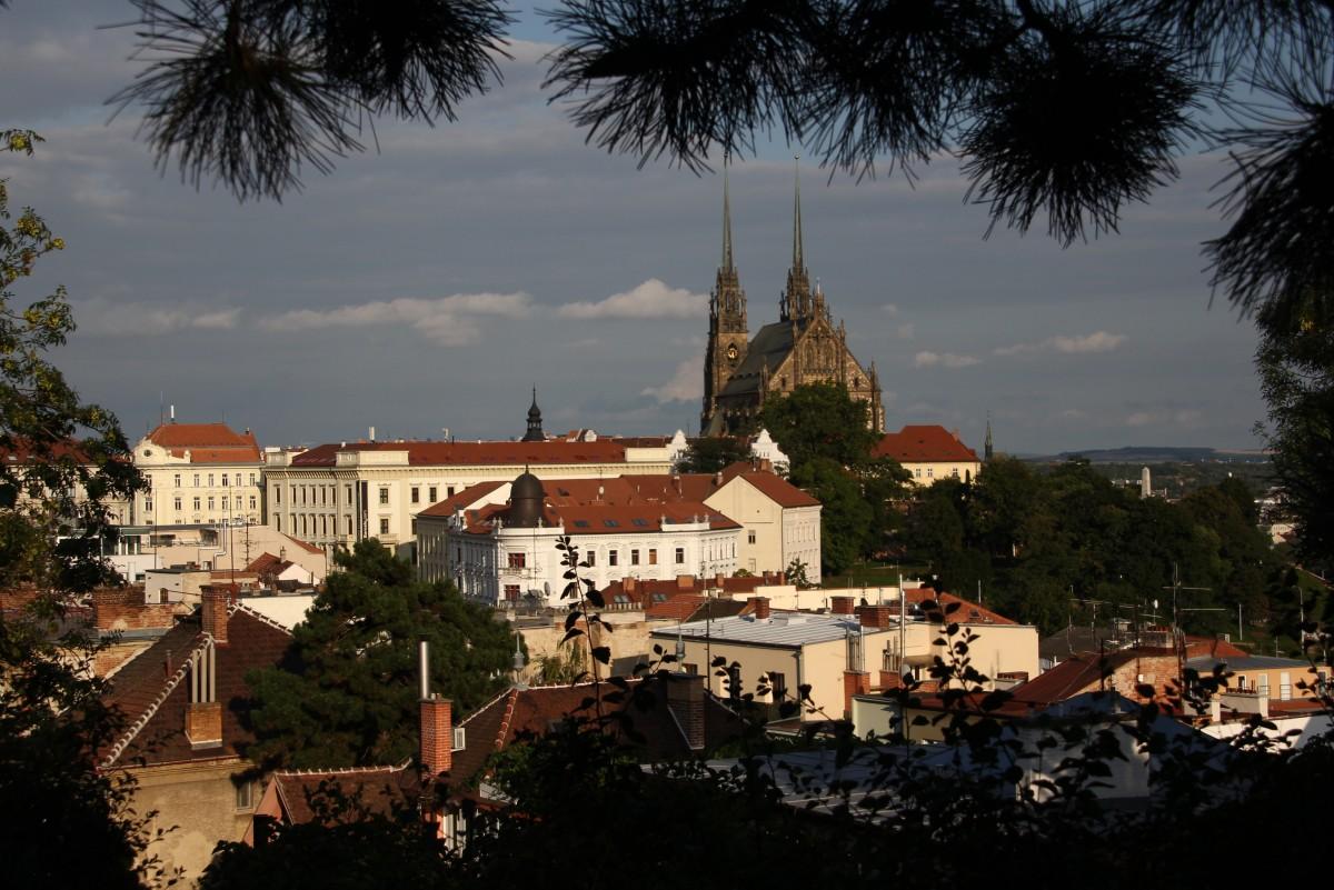 Zdjęcia: Brno, Południowe Czechy, Widoczek na miasto, CZECHY