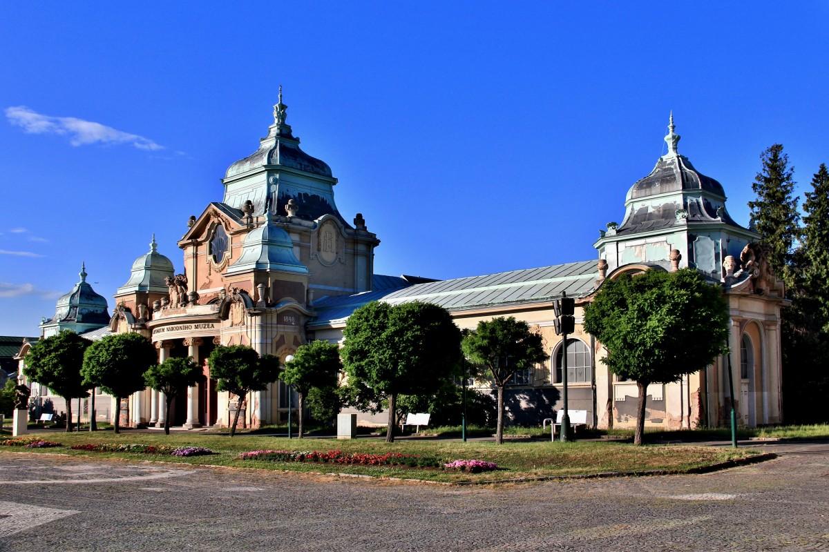 Zdjęcia: Praga 7, Praga, Lapidarium Praskiej Galerii Narodowej, CZECHY