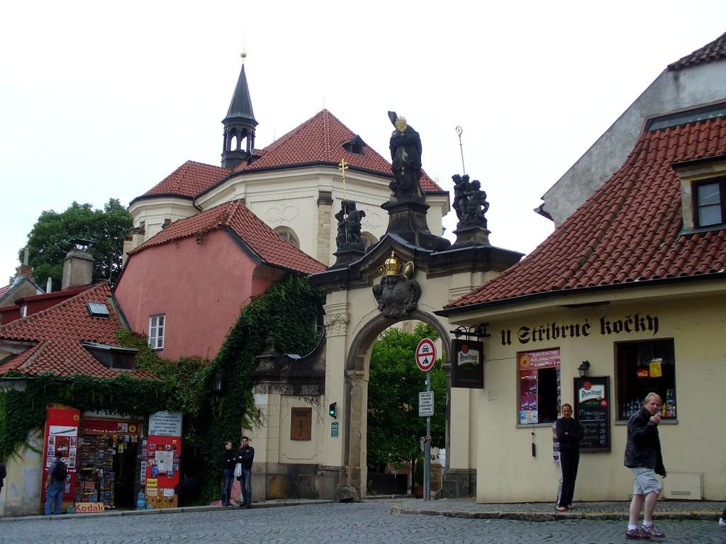 Zdjęcia: Praga, Kraj środkowo czeski, Na Hradcanach, CZECHY