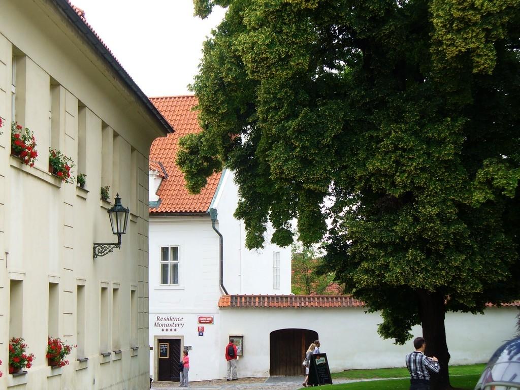 Zdjęcia: Praga, Kraj środkowo czeski, Koło muzeum miniatur, CZECHY