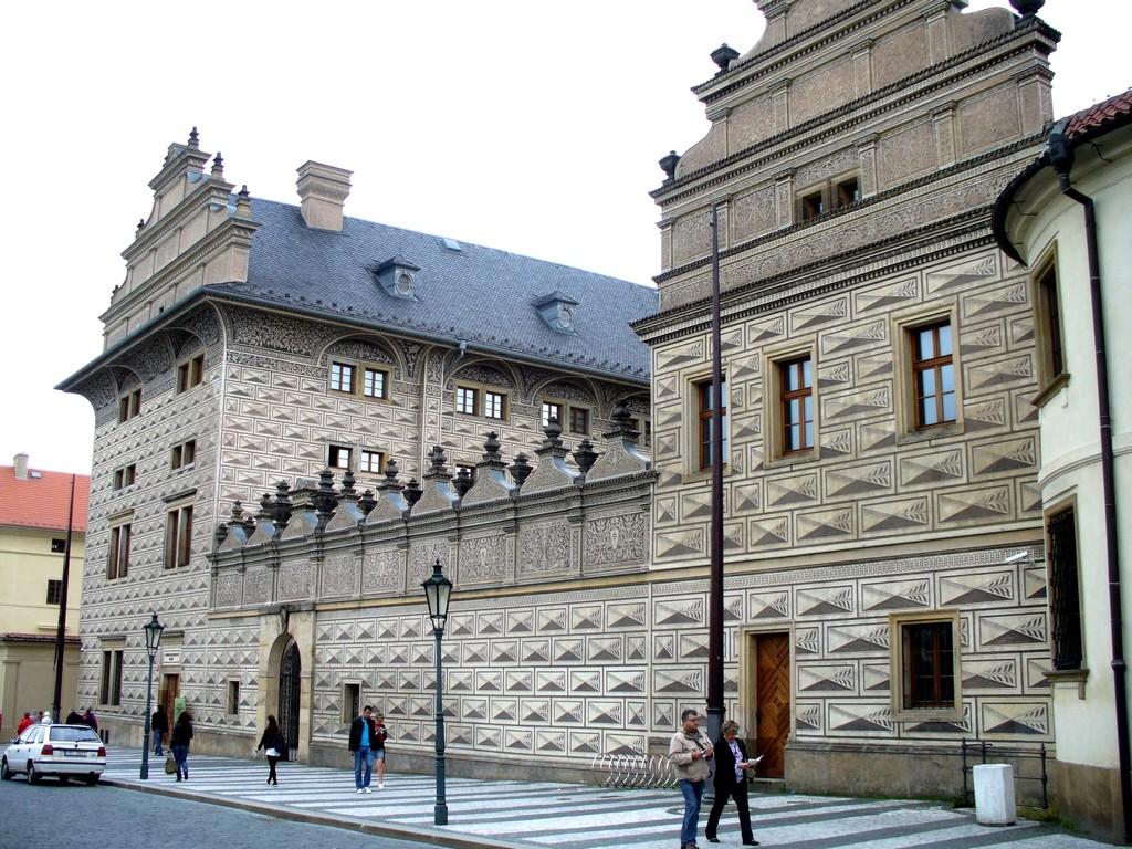 Zdjęcia: Praga, Kraj Środkowo Czeski, Rosyjskie akcenty w budownictwie, CZECHY