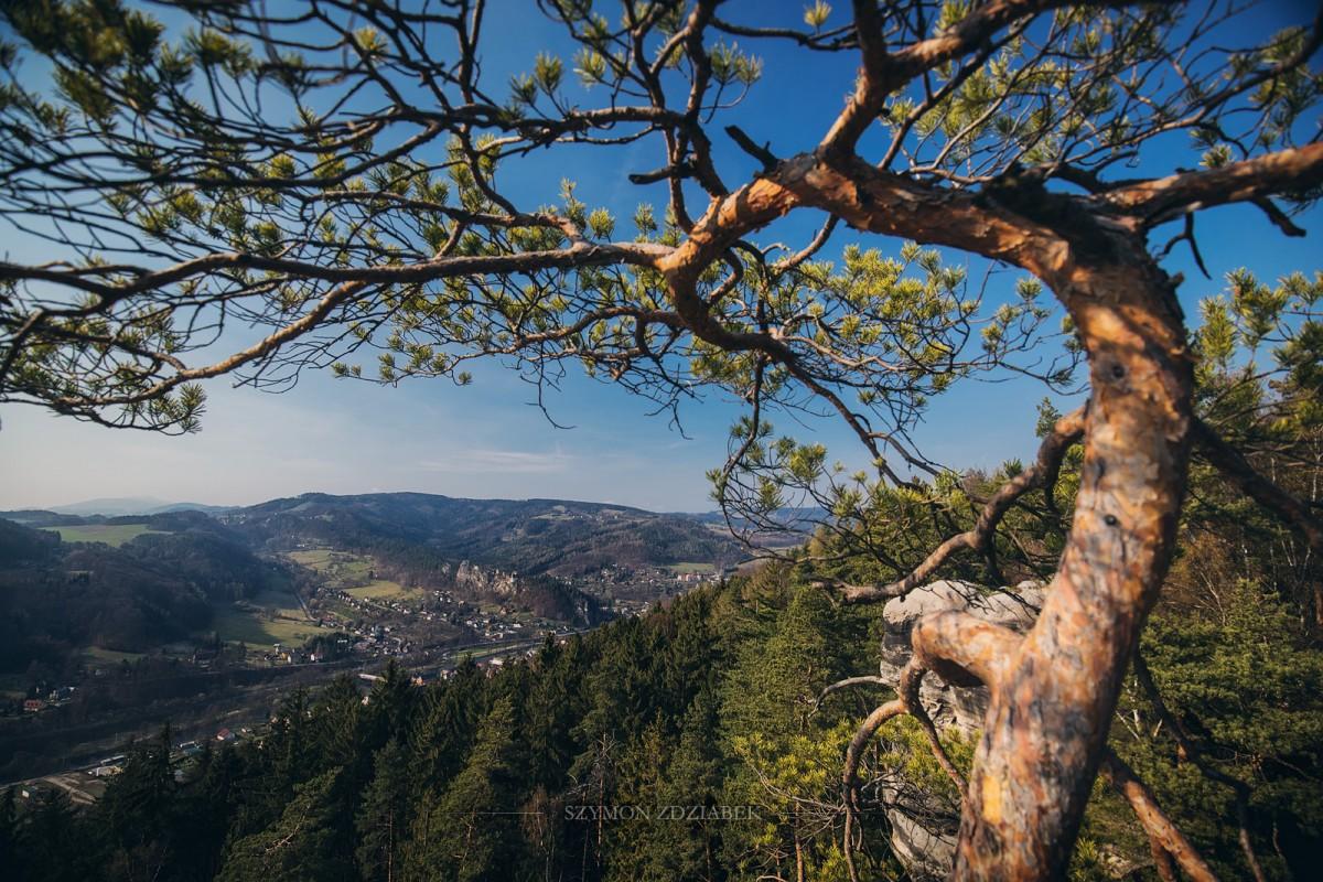 Zdjęcia: Mala Skala, Liberecky kraj, Husníkova vyhlídka, CZECHY