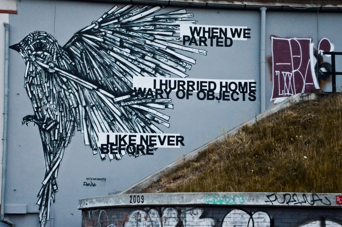 Zdjęcia: Zizkov, Praga, Praga, Street Art, CZECHY