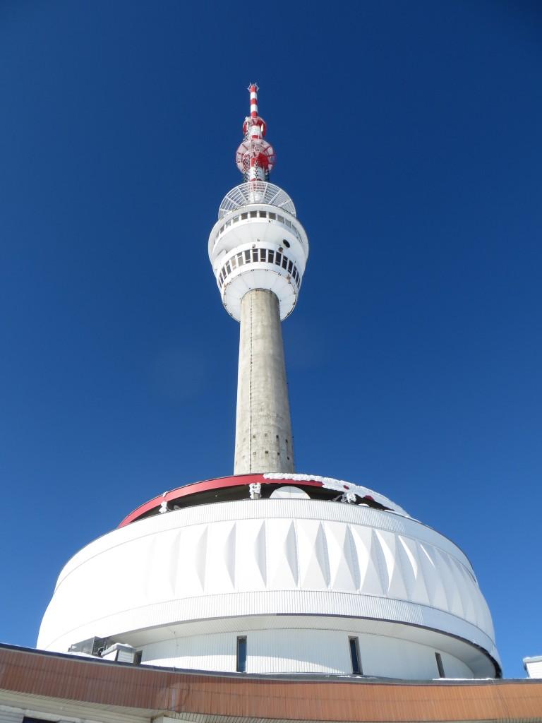 Zdjęcia: Pradziad, Pasmo  Wysokiego Jesionika, Wieża , CZECHY