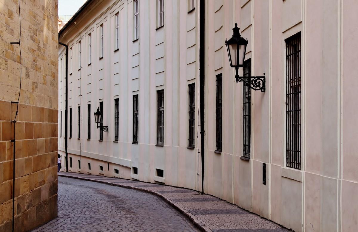 Zdjęcia: Praga, Kraj środkowoczeski, Praskie uliczki, CZECHY