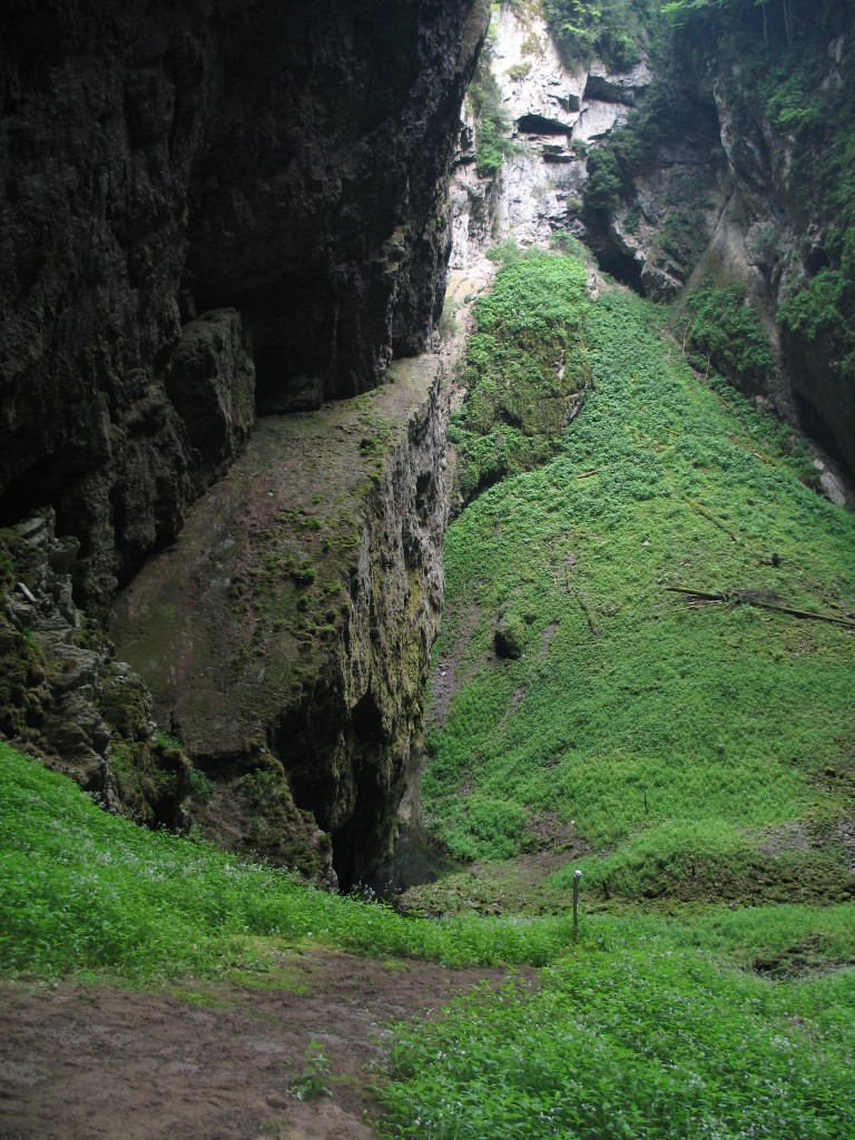 Zdjęcia: Morawski Kras, Morawy, Kajaki i góry, CZECHY