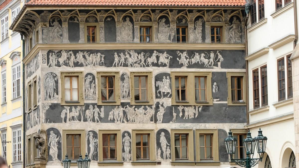 Zdjęcia: Praga, Praga, Sylwester w Pradze, CZECHY