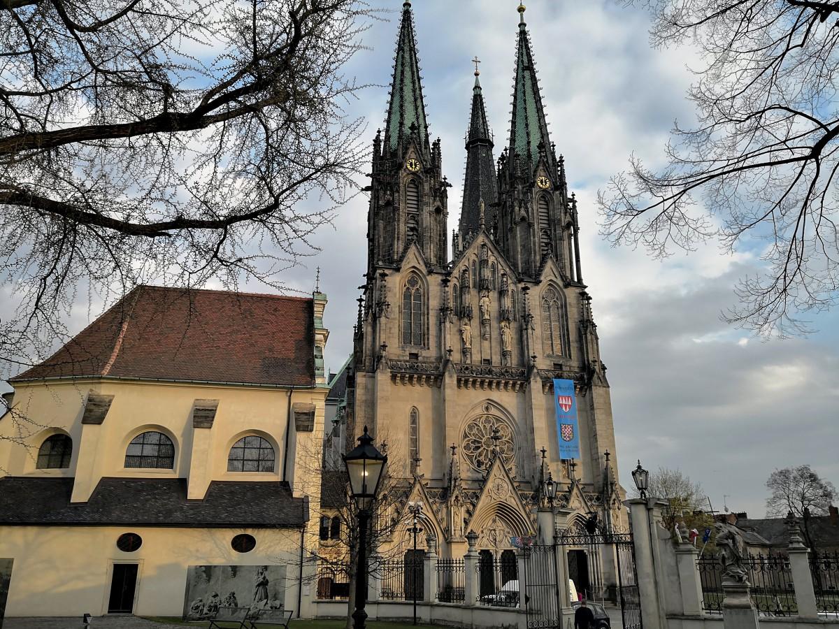 Zdjęcia: Ołomuniec, Morawy, Katedra św. Wacława, CZECHY