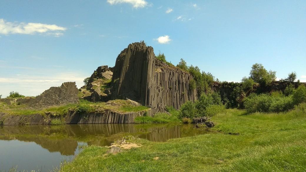 Zdjęcia: Kamenicky Senov, Liberecky kraj, Pańska Skała, CZECHY