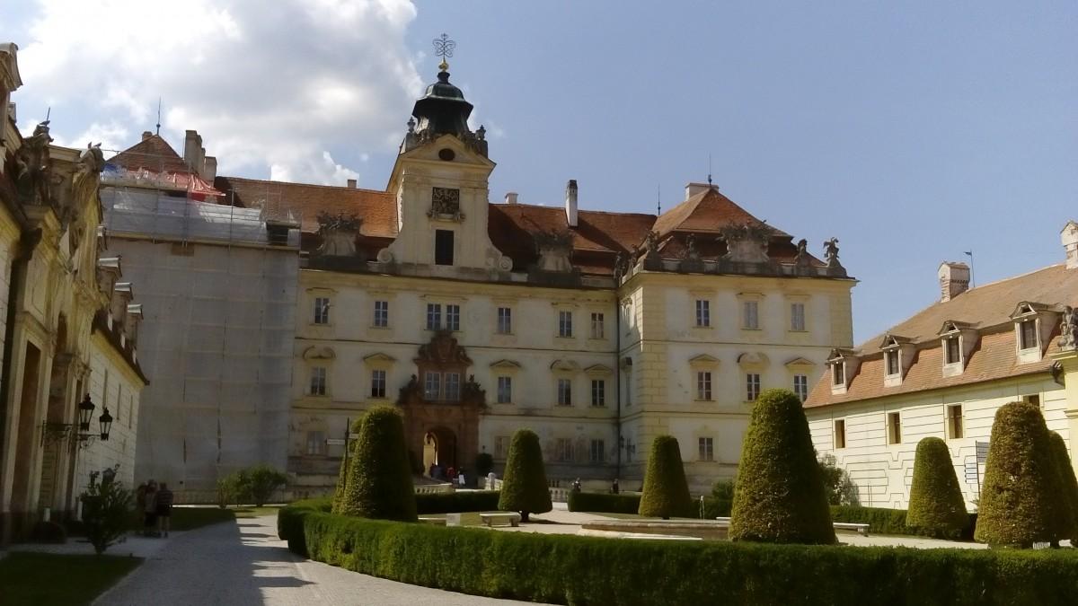Zdjęcia: Valtice, Morawy Południowe, Valtice - zamek, CZECHY
