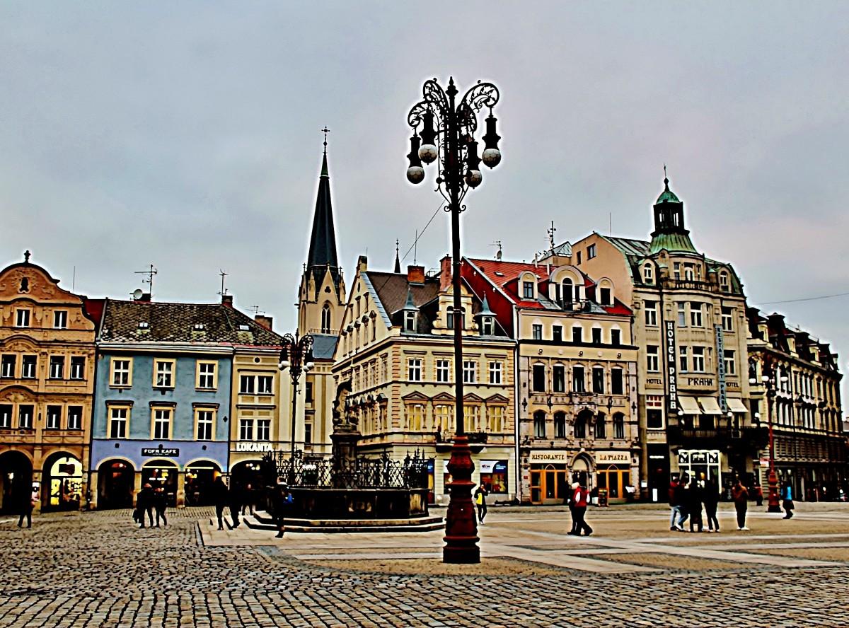 Zdjęcia: Liberec, Kraj liberecki, Rynek, CZECHY