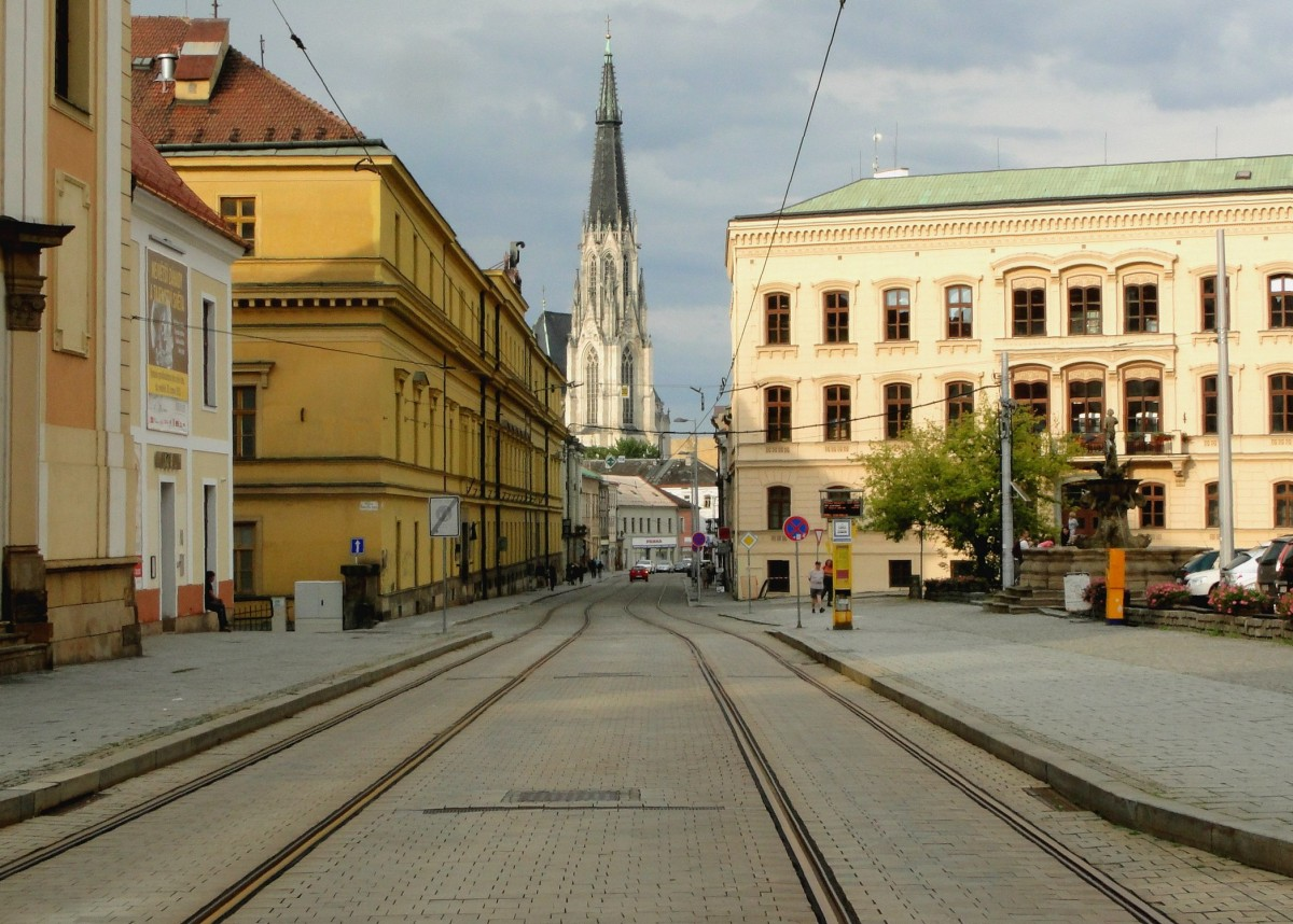 Zdjęcia: Ołomuniec, Morawy, Ołomuniec w czasach pandemii, CZECHY