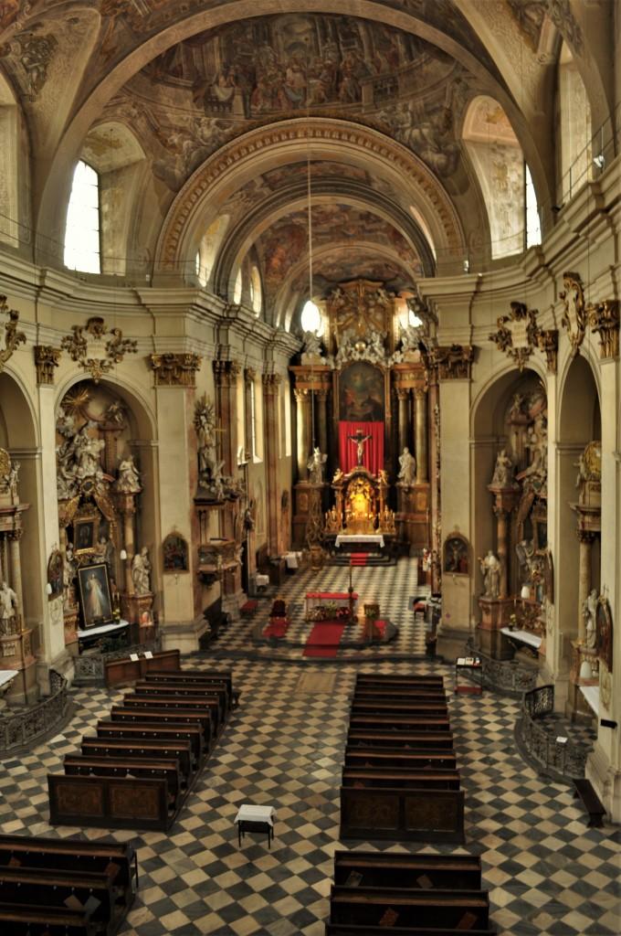 Zdjęcia: Brno, Morawy, Brno, kościół minorytów, CZECHY