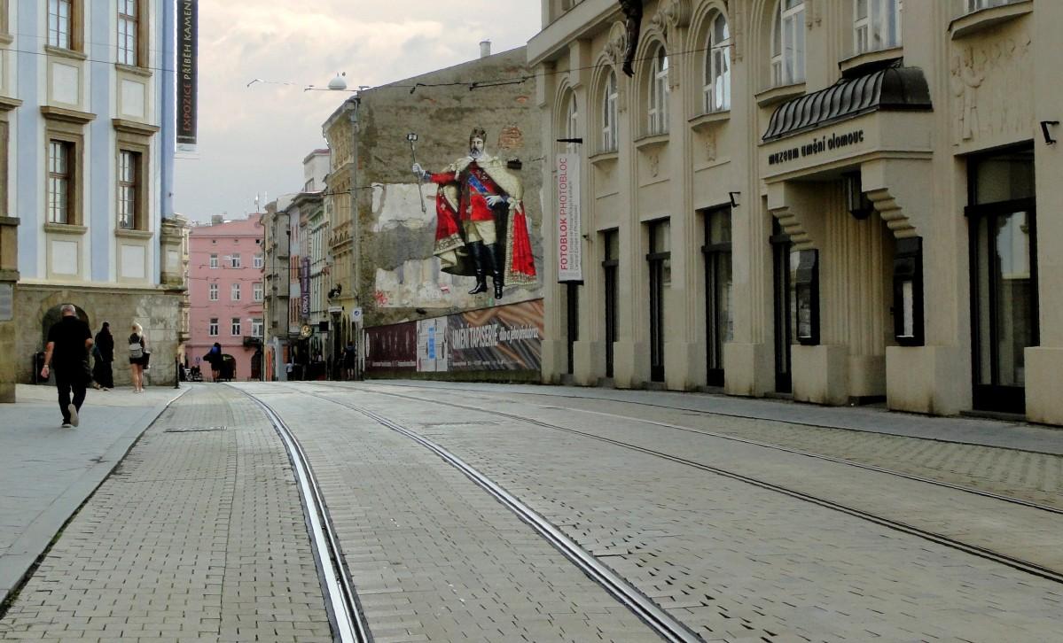 Zdjęcia: Ołomuniec, Morawy, Ołomunieckie spacerki., CZECHY