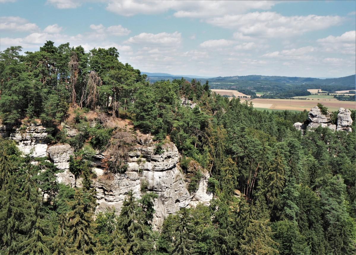 Zdjęcia: Hruboskalsko, Czeski Raj, malowniczo..., CZECHY