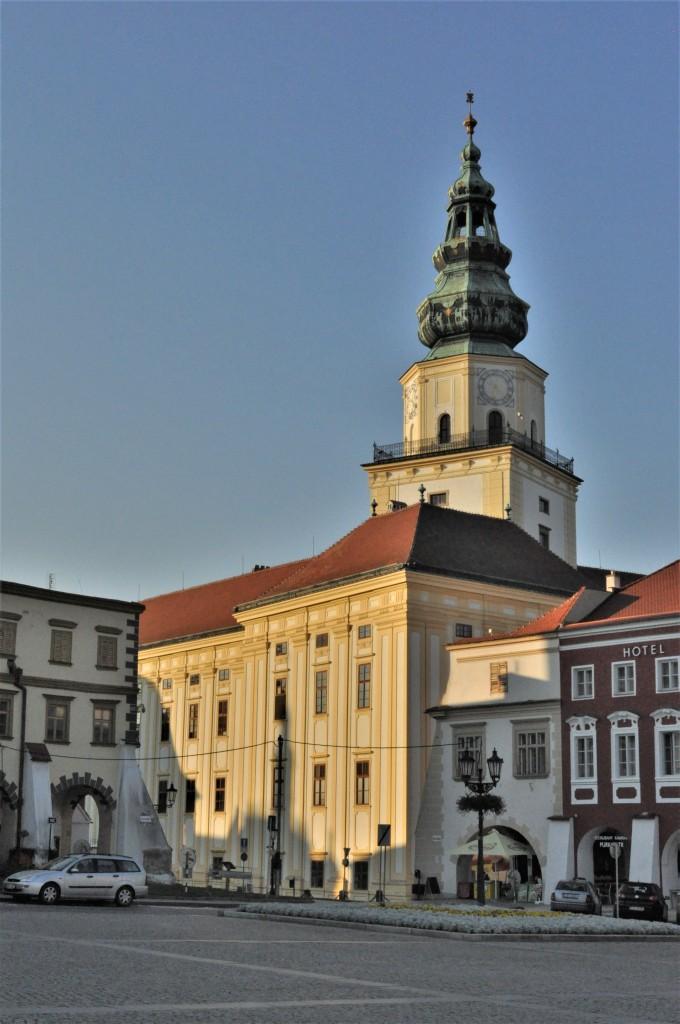 Zdjęcia: Kromeriż, Morawy, Kromeriż, zamek, CZECHY