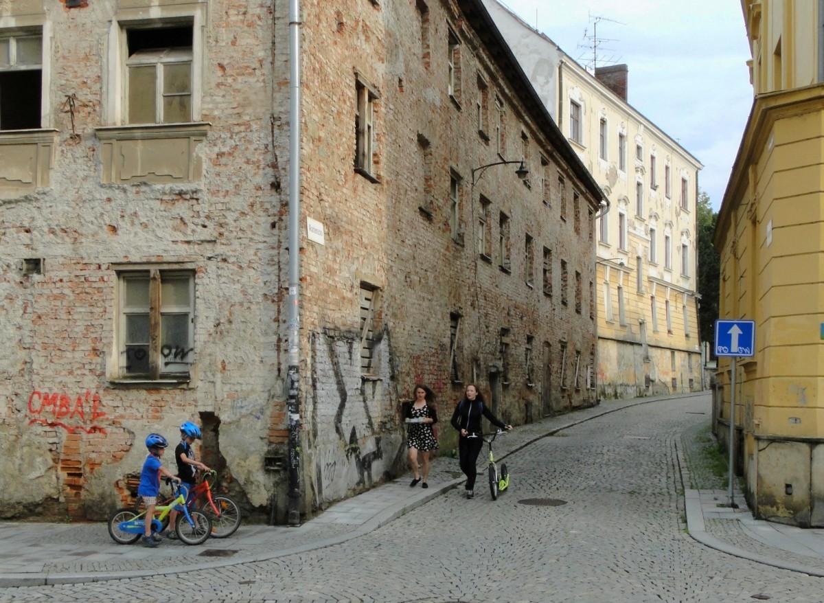 Zdjęcia: Ołomuniec - Stare Miasto, Morawy, Ołomunieckie spacerki, CZECHY