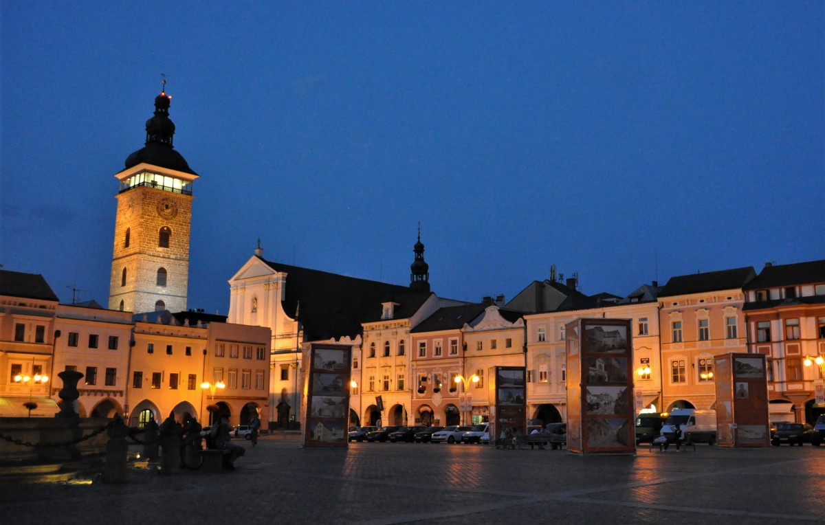 Zdjęcia: Czeskie Budziejowice, Południe, Czeskie Budziejowice, CZECHY