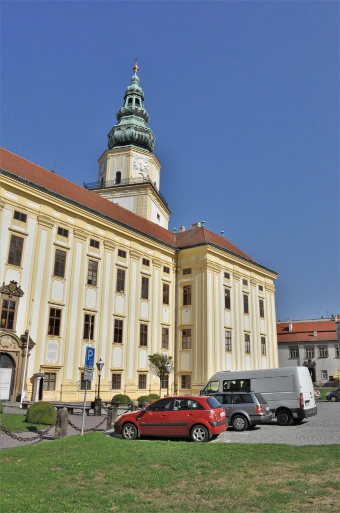 Zdjęcia: Kromieryż, Morawy, Kromieryż, zamek biskupi, CZECHY