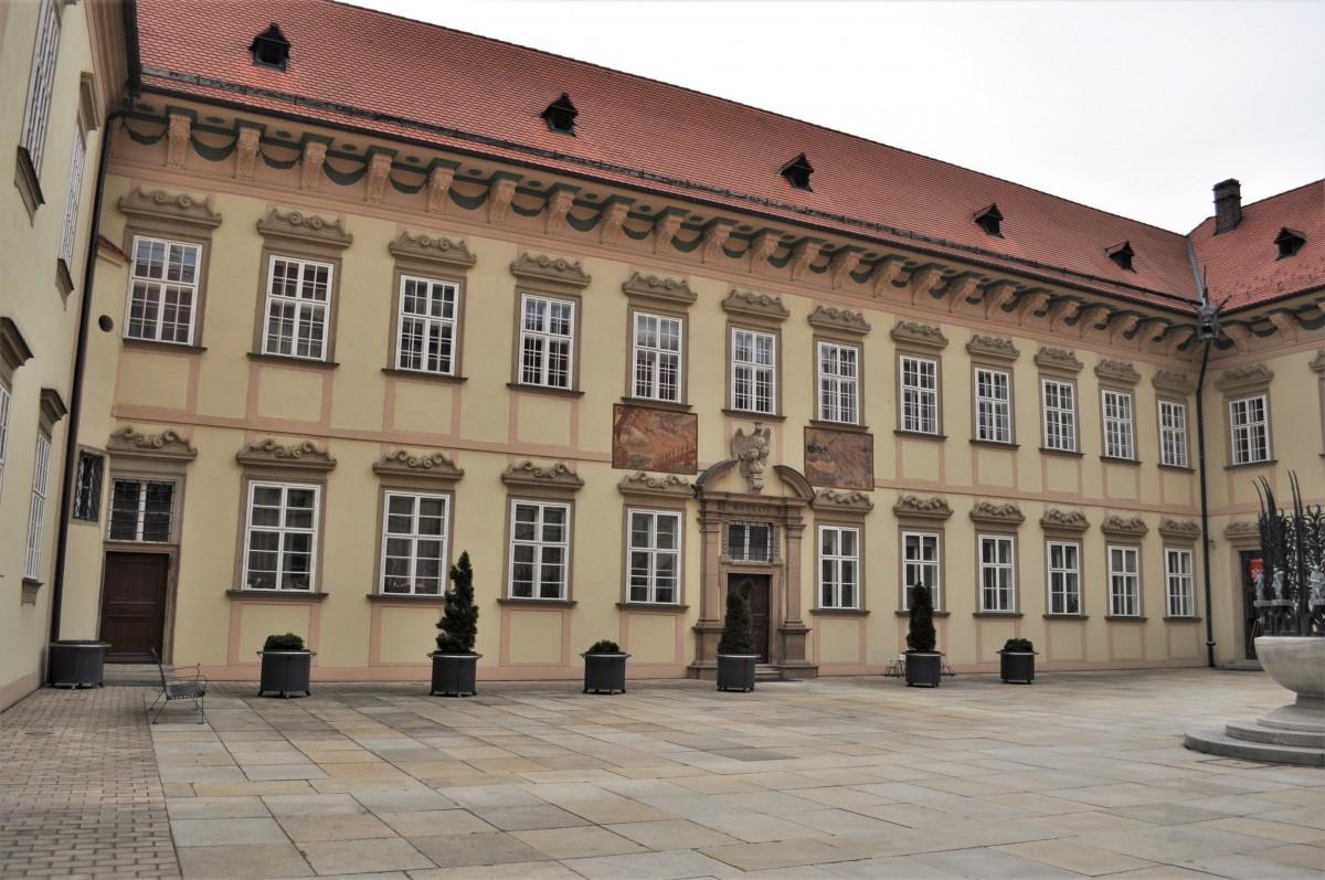 Zdjęcia: Brno, Morawy, Brno, nowy ratusz, CZECHY