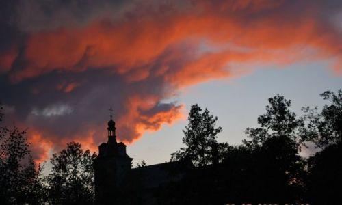 Zdjecie CZECHY / - / Przed Pragą / Będzie burza...
