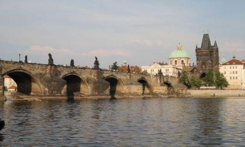 CZECHY / - / Praga / mostek