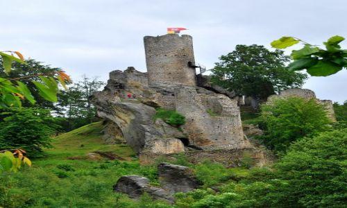 Zdjecie CZECHY / - / Fredstajn / Ruiny skalnego
