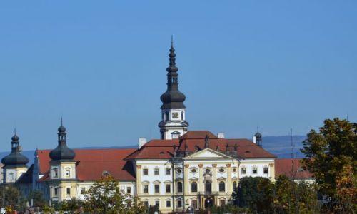 Zdjęcie CZECHY / Morawy / Ołomuniec / Pałac