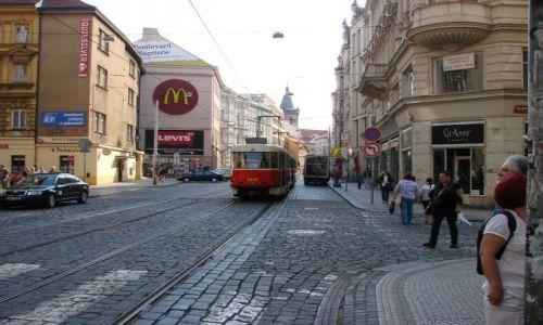 CZECHY / Praga / Praga / Uliczka Starego Miasta
