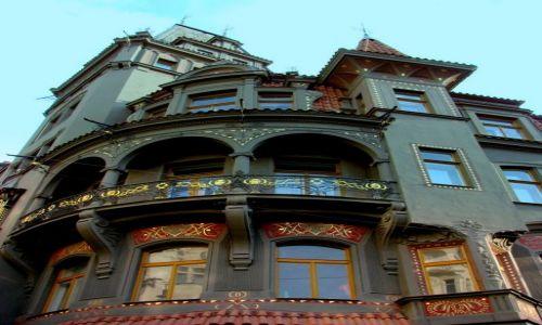 CZECHY / Praga / Stare miasto / Budyneczek