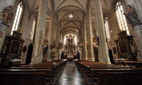 CZECHY / - / Kutna Hora - Kościół Św. Jakuba / Kościół Św. Jakuba