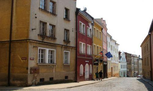 Zdjecie CZECHY / - / Broumov / uliczki starego miasta
