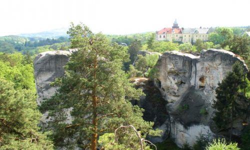 Zdjęcie CZECHY / - / Czeski Raj / wśród skał Czeskiego Raju
