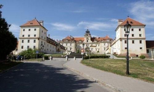 Zdjęcie CZECHY / Morawy Południowe / Valtice / Pałac w Valticach