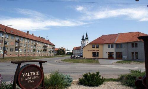 Zdjęcie CZECHY / Morawy Południowe / Valtice / Valtice