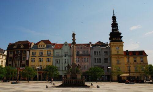 Zdjecie CZECHY / Morawy / Ostrawa / Masarykowo Namesti
