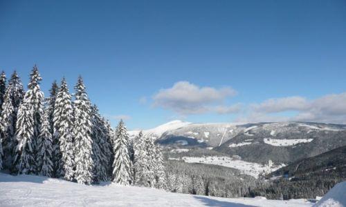 Zdjecie CZECHY / Karkonosze / Zahradki / Konkurs - Snieżka po czeskiej stronie