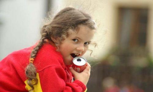 Zdjęcie CZECHY / brak / Skoczów / Ach, ta cola