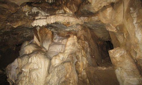 Zdjęcie CZECHY / północne Czechy / . / jaskinie Na Pomezi