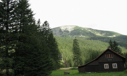 Zdjecie CZECHY / północne Czechy / Pec pod Śnieżką / wycieczka na Śnieżkę