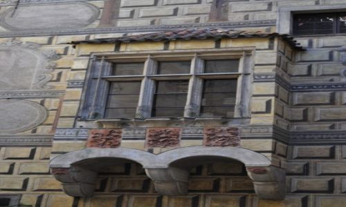 Zdjęcie CZECHY / Czeski Krumlow / Czeski Krumlow / zamek