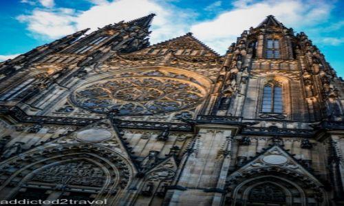 CZECHY / Praga / Katedra św Wita / Katedra św Wita